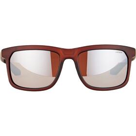 100% Hakan Gafas, marrón/gris